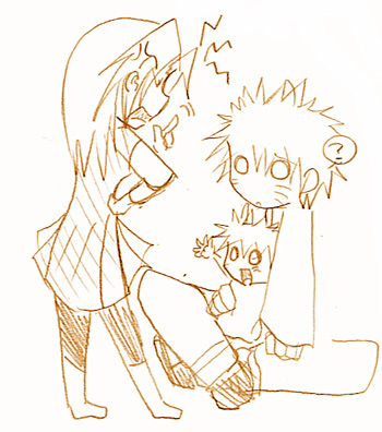 Kayaku=narusaku kid2