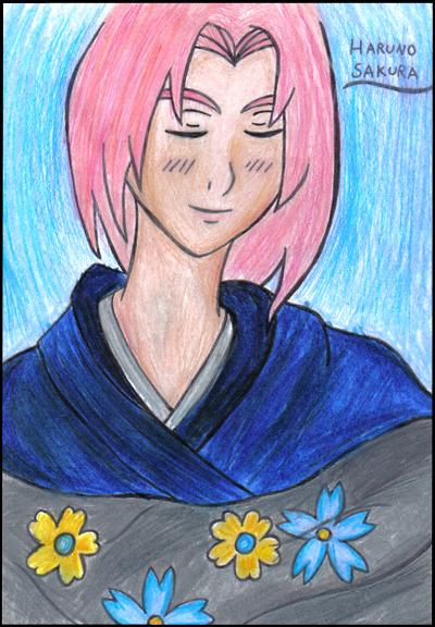 Sakura colors