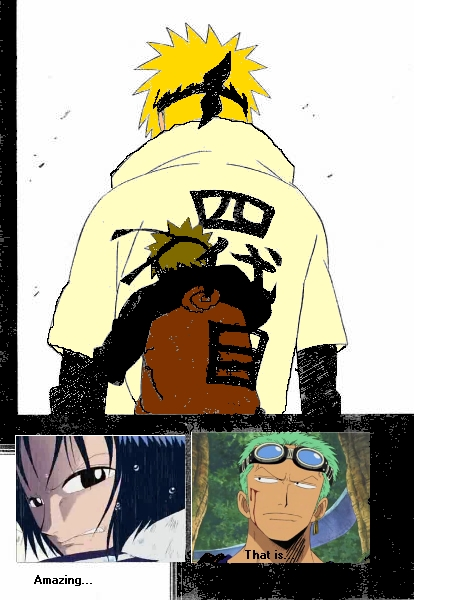 Naruto (non) Rasengan