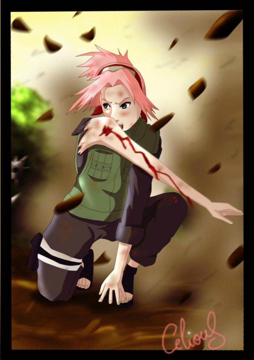 Sakura: Fight