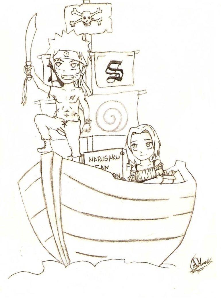 NaruSaku shipping