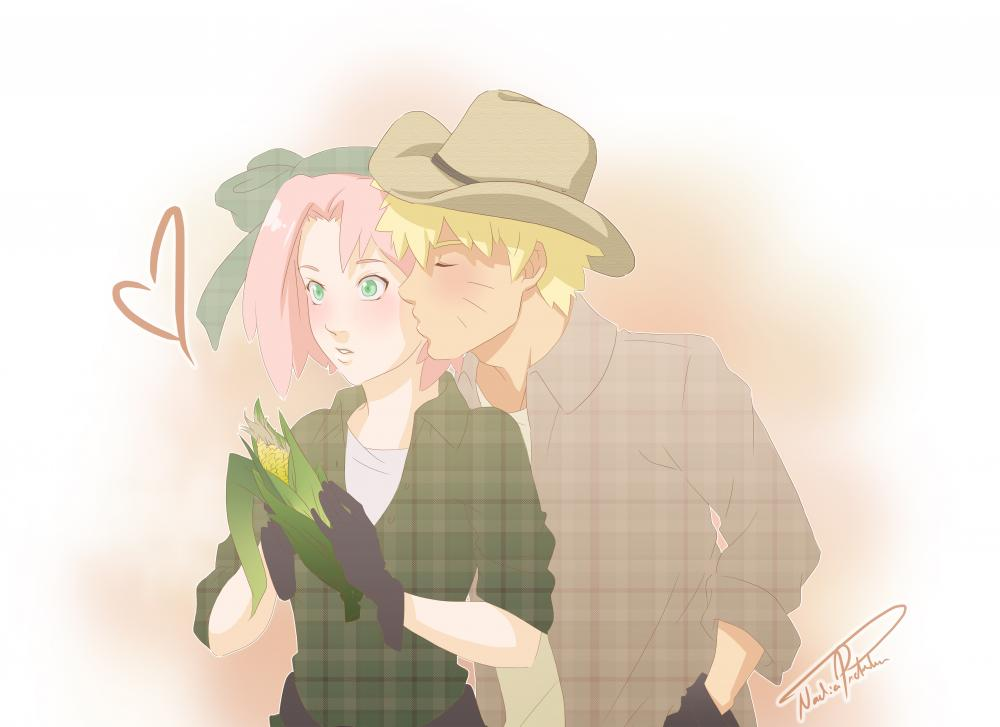 NaruSaku - Harvest Kiss