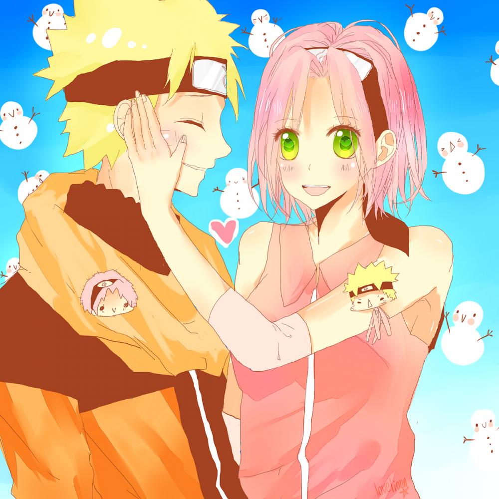 Are you cold Naruto? ;U;