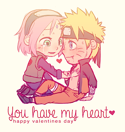 You Have My Heart, Valentine