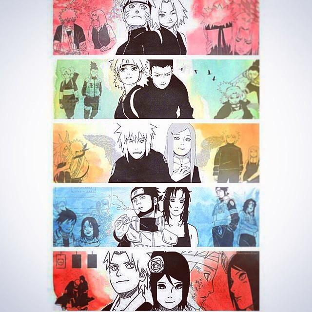 Naruto Otp