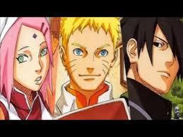Naruto Chaoter 700
