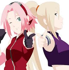 Ino , Sakura