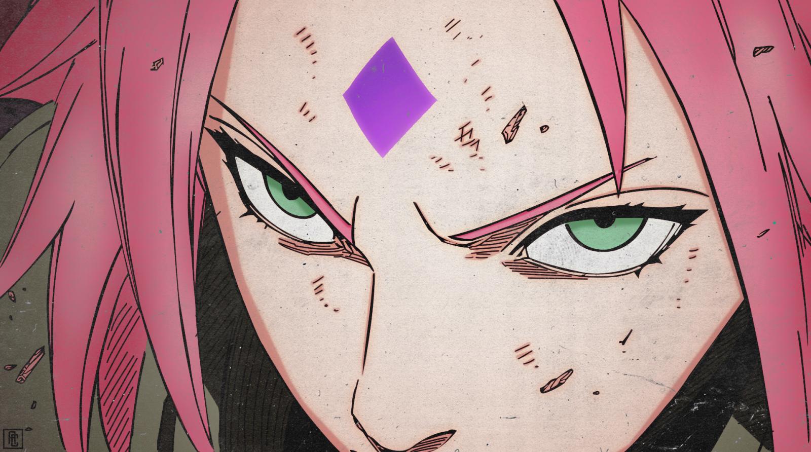 Sakura Haruno: Byakugo