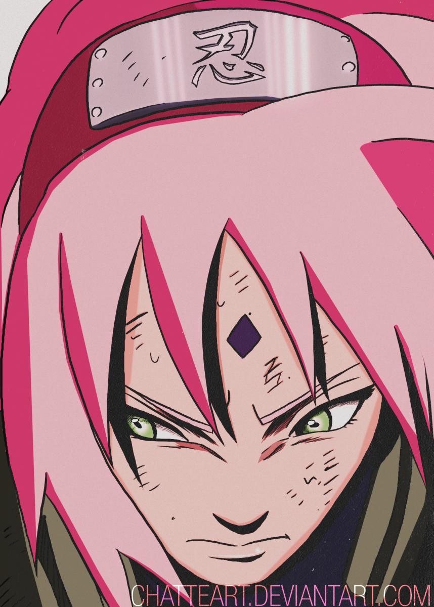 Sakura Haruno, 663
