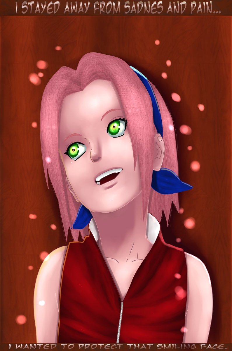 Sakura's Smile