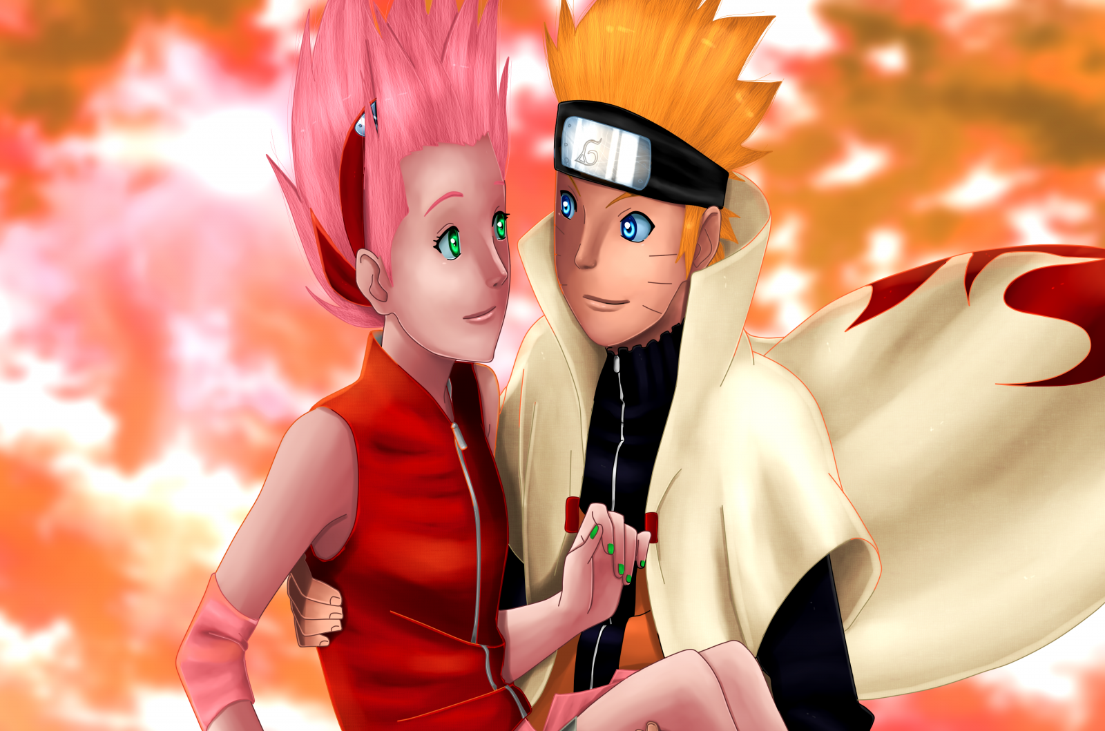 Road to NaruSaku