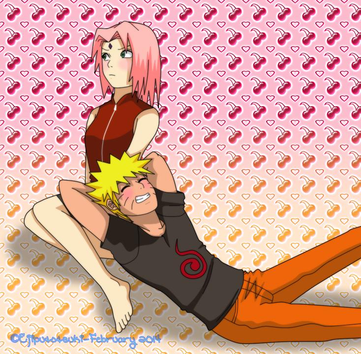NaruSaku Valentine's Day
