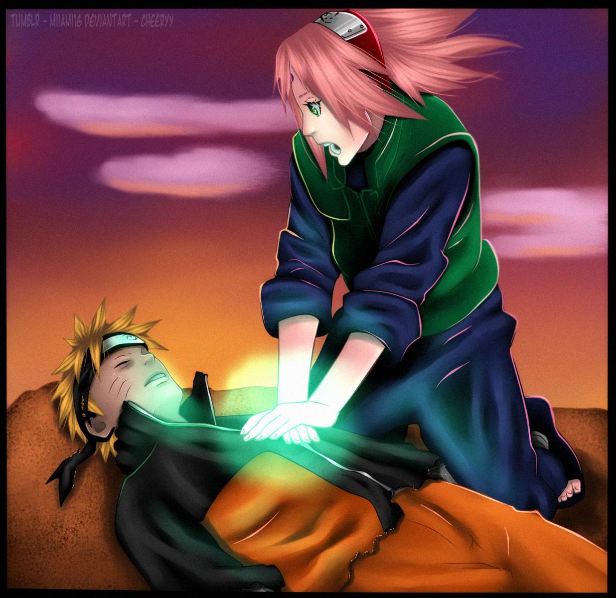 Naruto chapter 662