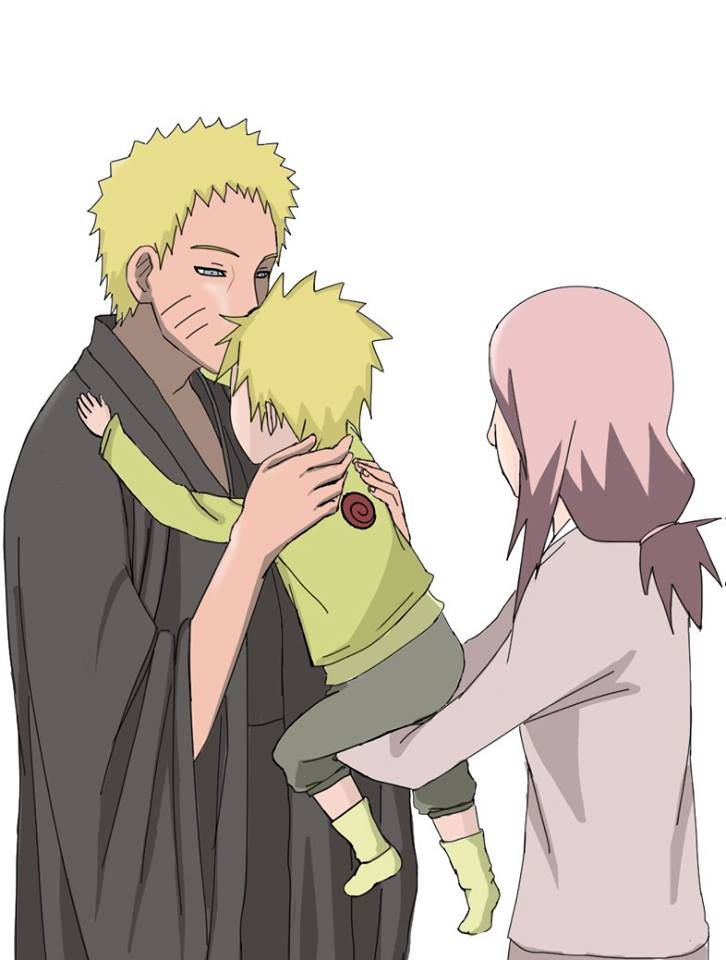 Family: NaruSaku&Shinachiku