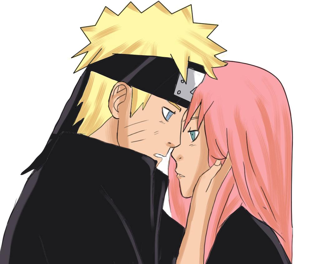 Naruto...Kiss me!
