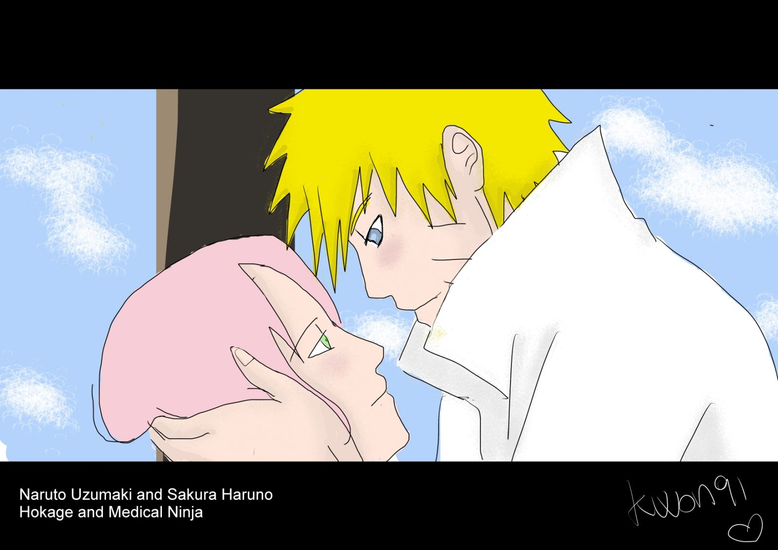 "NaruSaku "" Now, you are mine"""