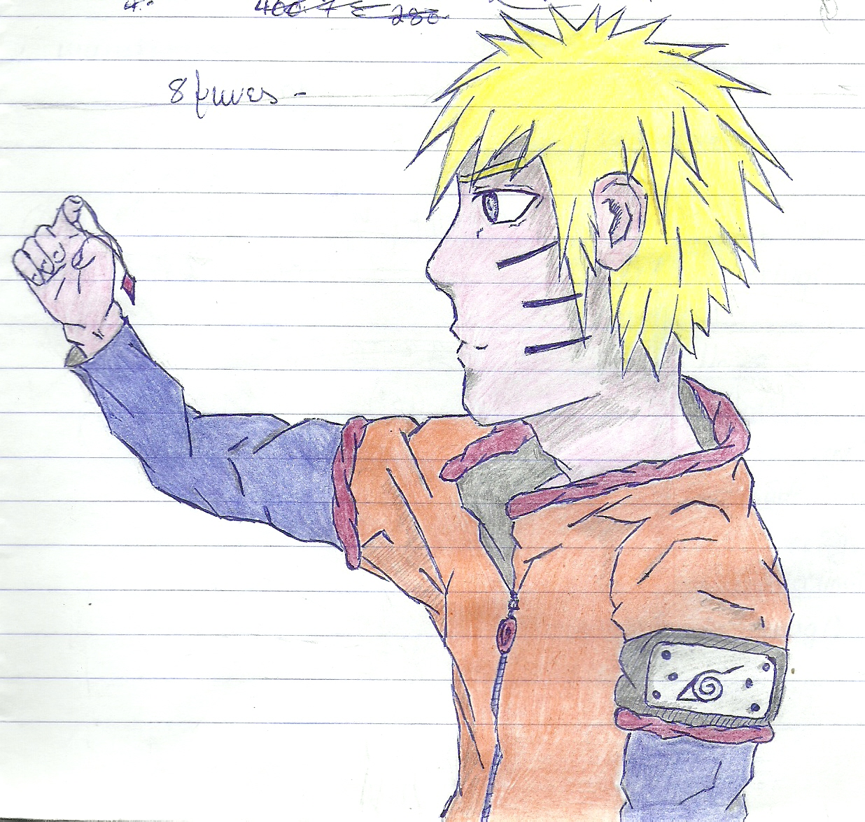 Naruto:Hope she will like it :)