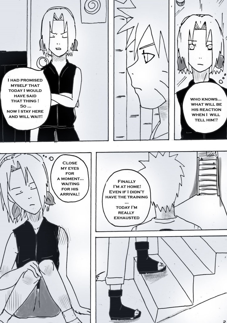 NaruSaku I CAN TELL YOU Part 2