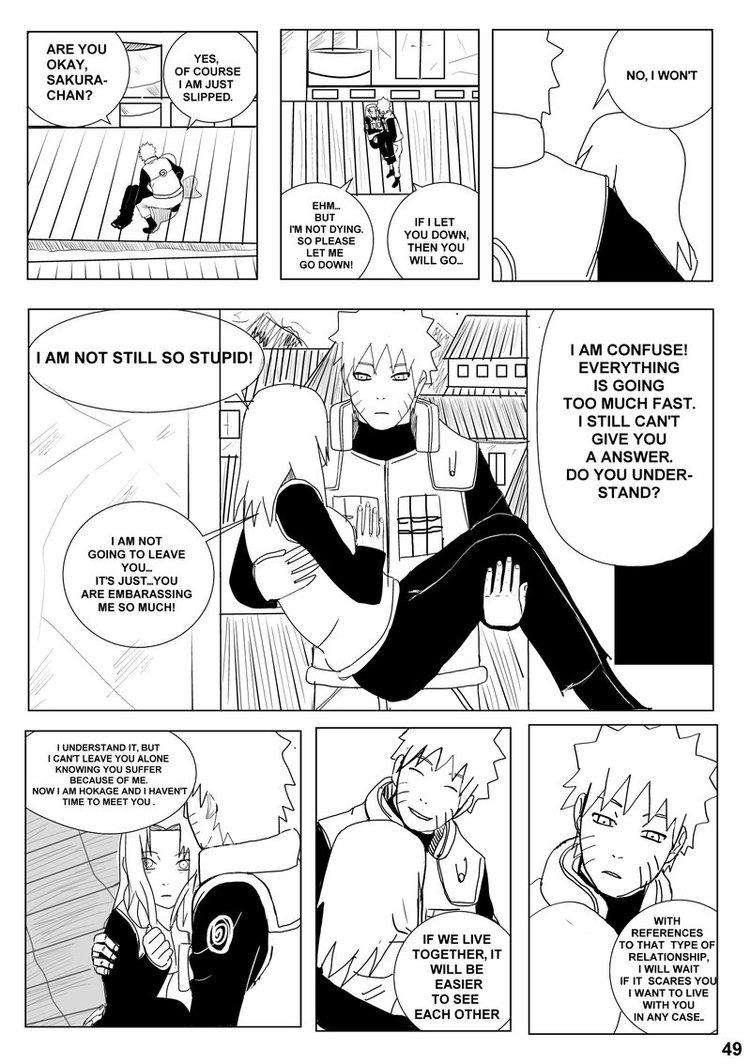 NaruSaku - Hokage and Medical Ninja Series Part 49