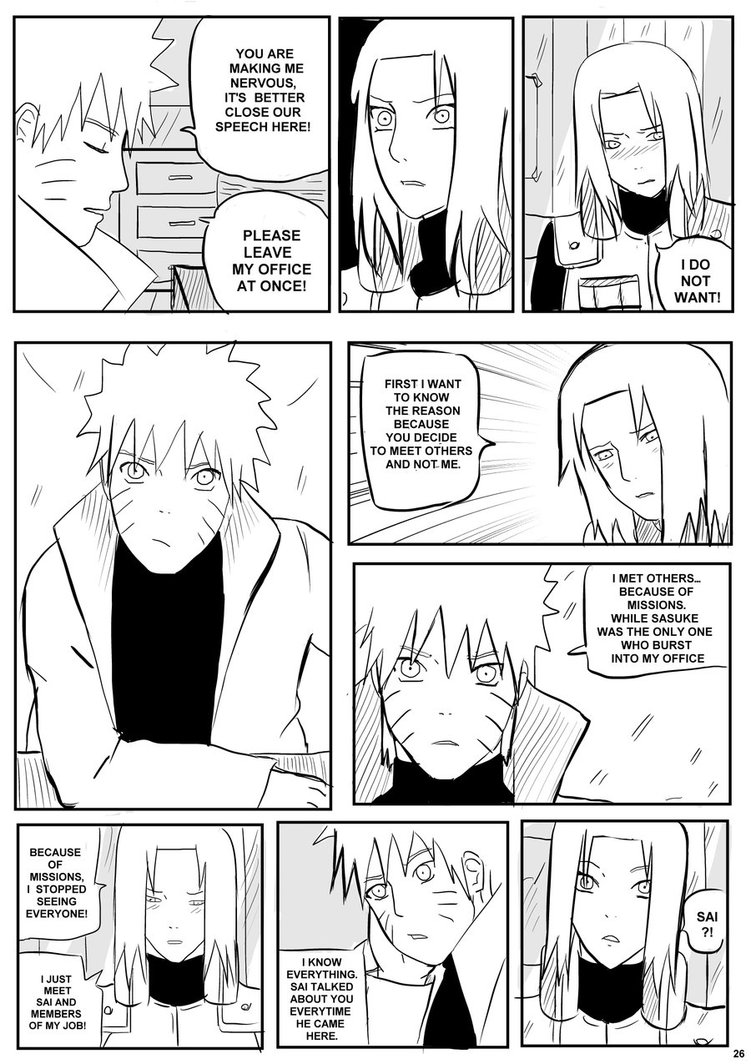 NaruSaku - Hokage and Medical Ninja Series Part 26