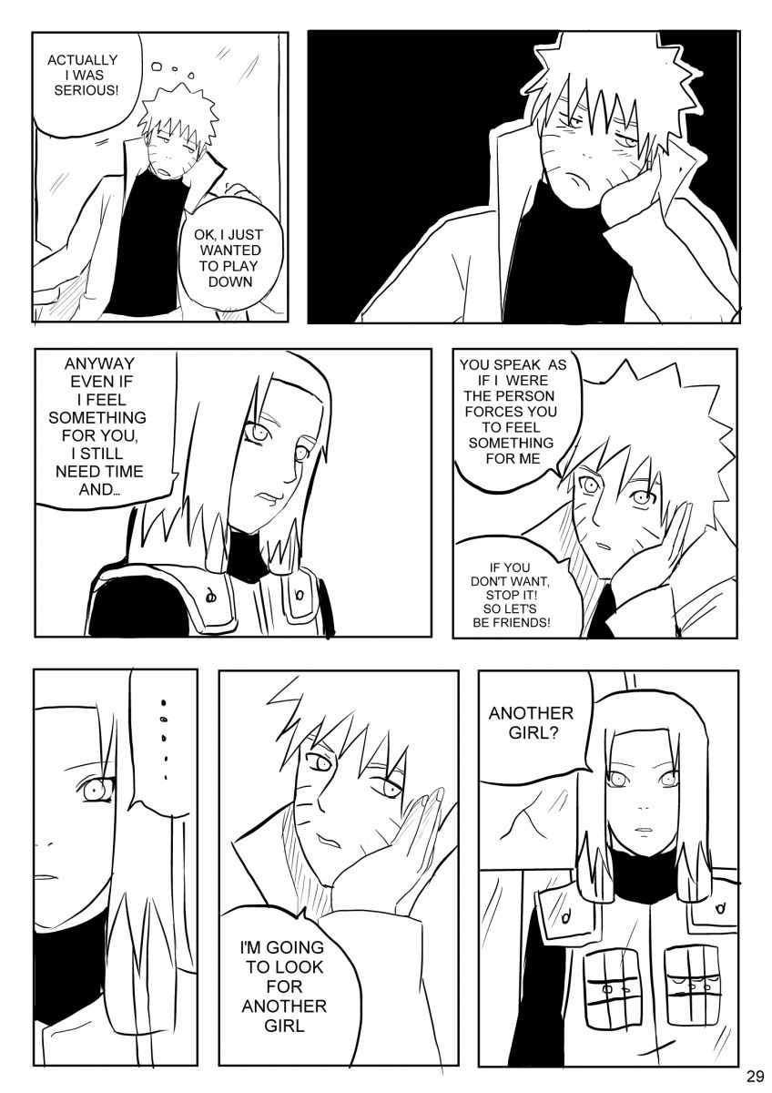 NaruSaku - Hokage and Medical Ninja Series Part 29