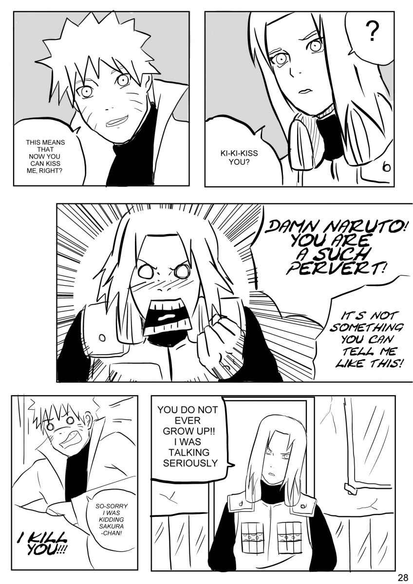 NaruSaku - Hokage and Medical Ninja Series Part 28