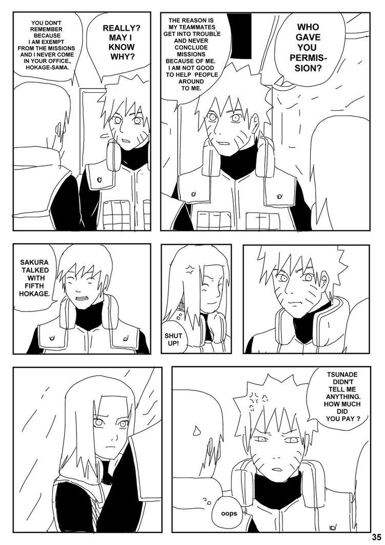NaruSaku - Hokage and Medical Ninja Series Part 35