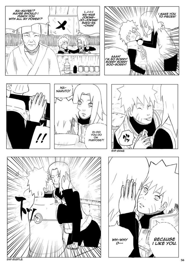 NaruSaku - Hokage and Medical Ninja Series Part 56