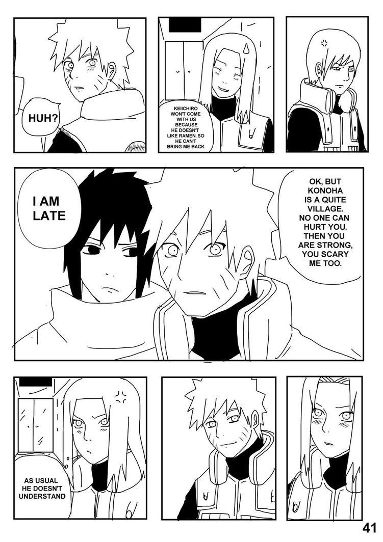 NaruSaku - Hokage and Medical Ninja Series Part 41