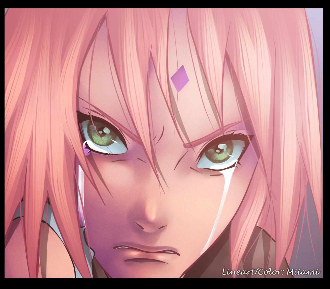 Naruto 693: Sakura